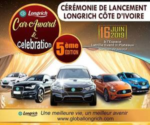 LANCEMENT OFFICIEL LONGRICH CI