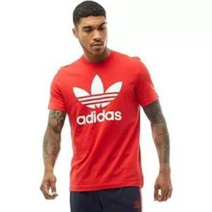 TRICOT ADIDAS ROUGE