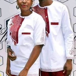 Ensemble tunique couple