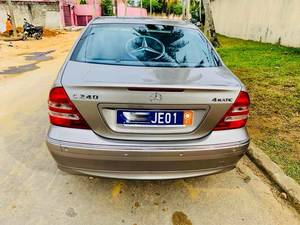Mercedes C240 4 Matic