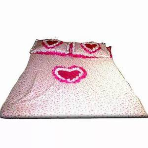 Drap Rose coeur confortable AM 35